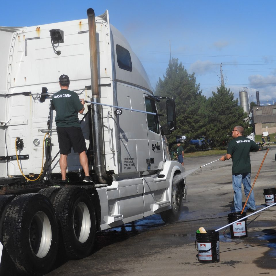Second Annual Truck Wash